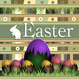 Easter greeting Royalty Free Stock Photo