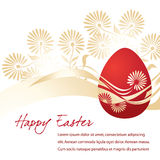 Easter greeting card Royalty Free Stock Photo