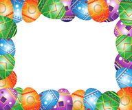 Easter greeting card. Royalty Free Stock Photography