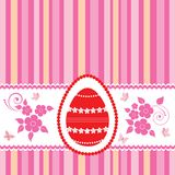 Easter greeting card. Royalty Free Stock Images