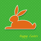 Easter greeting card EPS10 Stock Photo