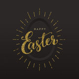Easter greeting card Royalty Free Stock Images