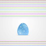 Easter greeting card graphic vector design Royalty Free Stock Image