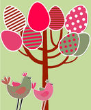 Easter greetings card Royalty Free Stock Photography