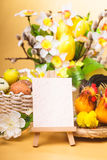 Easter greetings Royalty Free Stock Photos