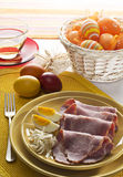 Easter ham Stock Images