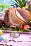 Easter ham Royalty Free Stock Photos