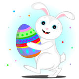 The Easter hare Royalty Free Stock Images
