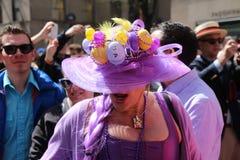 easter hatt Arkivfoto
