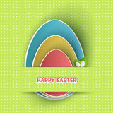 Easter holiday backdrop Stock Photo