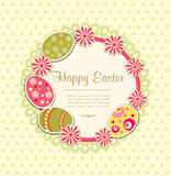 Easter holiday background Royalty Free Stock Photo