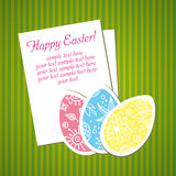 Easter holiday  background Royalty Free Stock Images
