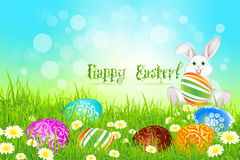 Easter Holiday Background Stock Photos