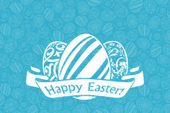 Easter Holiday Card Stock Image