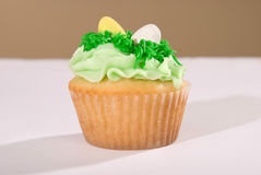 Easter Holiday Cupcake Stock Photography