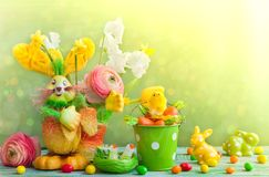Easter holiday decoration Stock Photography