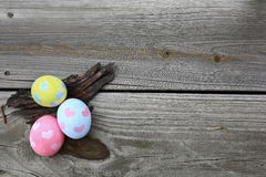 Easter. In easter holiday,easter eggs Stock Photo