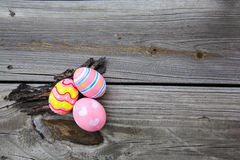 Easter. In easter holiday,easter eggs Stock Photos