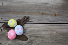 Easter. In easter holiday,easter eggs Royalty Free Stock Image