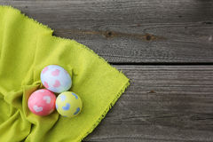 Easter. In easter holiday,easter eggs Stock Images