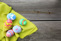Easter. In easter holiday,easter eggs Royalty Free Stock Photography