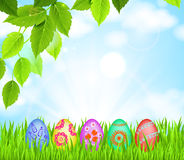 Easter holiday Stock Photo