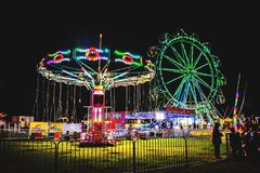 Play time at the fair royalty free stock images