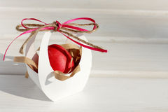 Easter holiday gift Royalty Free Stock Photos