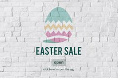 Easter Holiday Happiness Celebration Seasonal Concept Royalty Free Stock Image