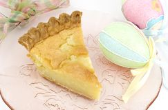 Easter Holiday Pie Royalty Free Stock Image