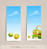 Easter holiday set Royalty Free Stock Photography
