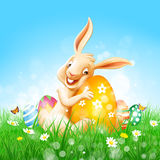 Easter holidays Stock Image