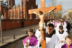 Easter Holy Week Royalty Free Stock Photos