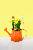 Easter home decoration Stock Photo