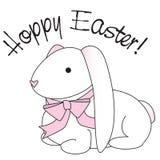 Easter Hoppy 1 ilustração royalty free