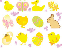 Easter Icon Royalty Free Stock Photo