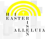 Easter icon Stock Photography