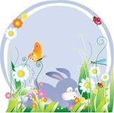 Easter illustration. Royalty Free Stock Photo