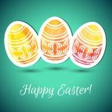 Easter illustration Royalty Free Stock Photo