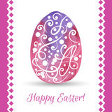 Easter illustration Stock Photography