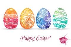Easter illustration Stock Photos