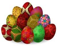 Easter illustration Stock Photo