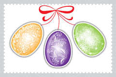 Easter illustration Royalty Free Stock Photos