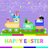 Easter illustration for your design Royalty Free Stock Images