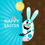Easter illustration for your design Stock Images