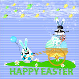 Easter illustration for your design Stock Photography