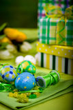 Easter installation Royalty Free Stock Photos