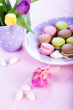 Easter installation Royalty Free Stock Photo