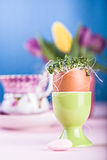 Easter installation Stock Images