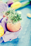 Easter installation Royalty Free Stock Photography